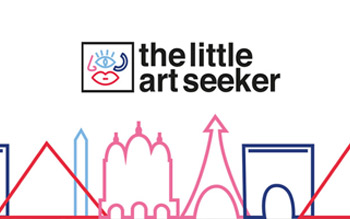 Site internet the little art seeker